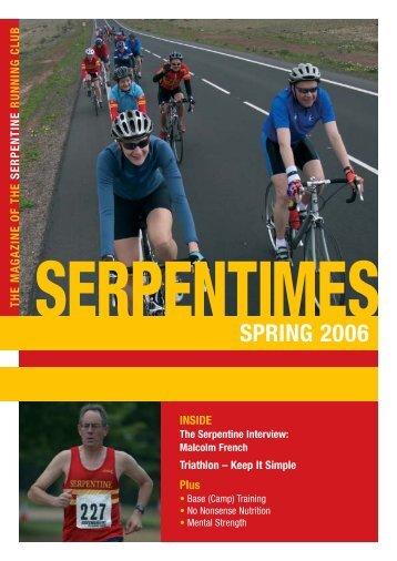 Spring 2006 - Serpentine