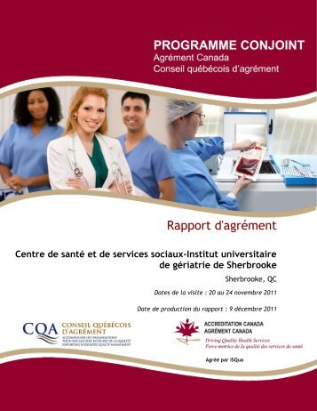 programme conjoint - Csss-iugs.ca