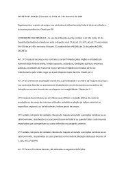 DECRETO Nº 1054/94 | Decreto no 1.054, de 7 de fevereiro de ...