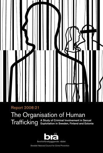 The Organisation of Human Trafficking - European Crime Prevention ...