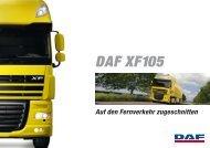 DAF XF105 - OTEMA GmbH