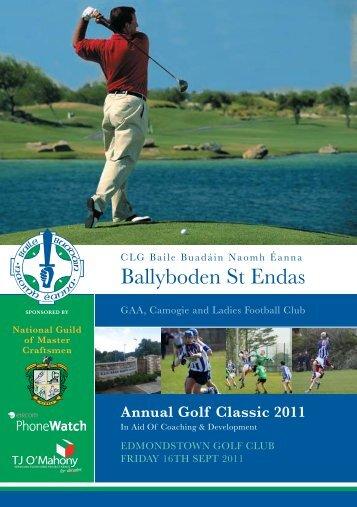 Ballyboden St Endas - Ballyboden St. Enda's GAA