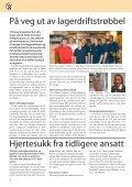 ST-nytt nr. 13, 2011 - Sykehuset Telemark - Page 2