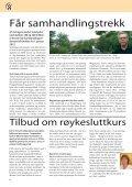 ST-nytt nr. 13, 2011 - Sykehuset Telemark - Page 6