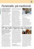 ST-nytt nr. 13, 2011 - Sykehuset Telemark - Page 7