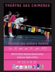 FaimTravaux - Théâtre des Chimères