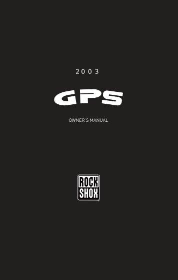 2003 gps owners manual.pdf - Birota