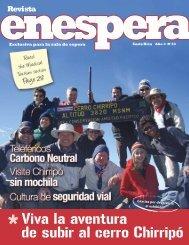 Viva la aventura de subir al cerro Chirripó - Revista Enespera