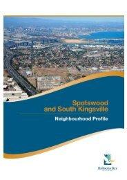 Spotswood and South Kingsville Neighbourhood - Hobsons Bay