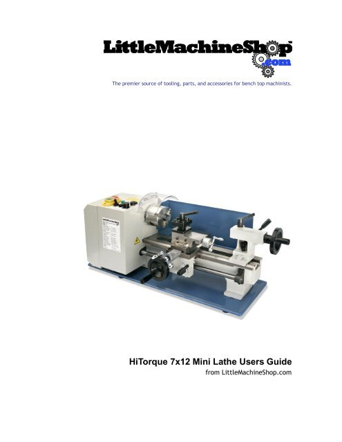 Pleasing 4100 Mini Lathe Users Guide Little Machine Shop Pabps2019 Chair Design Images Pabps2019Com