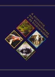 A economia dos ecossistemas e da biodiversidade - TEEB