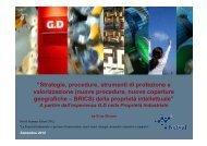 Strategie, procedure, strumenti di protezione e valorizzazione - Netval