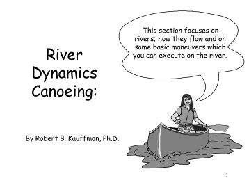 River Dynamics-Canoe - Frostburg