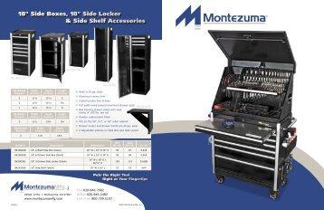 2010 Montezuma catalog - Rfdm.com