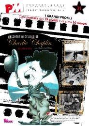 Charlie Chaplin - Project Media