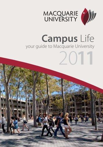 Student Survival Guide - Macquarie University Handbooks