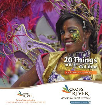 20 Things to do in calabar_brochure