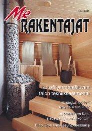 Me Rakentajat 2/07 pdf - Rakentaja.fi