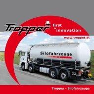 first innovation - TROPPER Maschinen- und Anlagen GmbH.