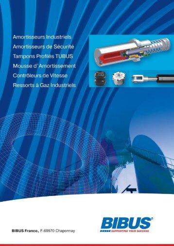 Contrôleurs de vitesse hydrauliques - BIBUS France