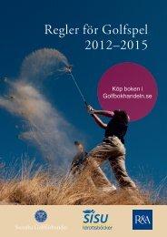 Regler för Golfspel 2012–2015 - Golf.se