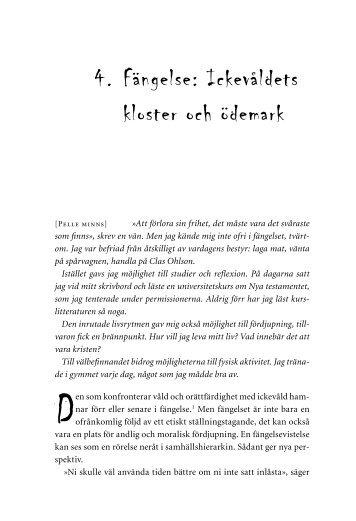 läs ett utdrag ur boken (PDF) - Arcusforlag.se