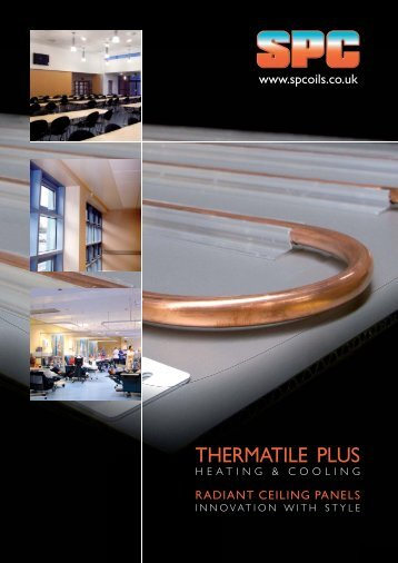 Thermatile Plus - S & P Coil Products Limited