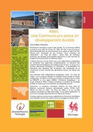 Attert - Fondation rurale de Wallonie