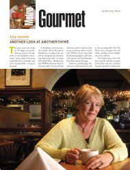 ANOTHER LOOK AT ANOTHERTHYME - Welcome to Aqua Design