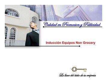 Presentación de Agencia - Calidad en Promocion y Publicidad SC