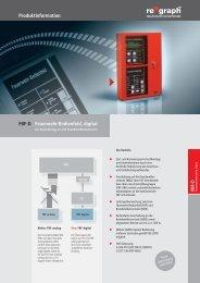 Produktinformation - regraph GmbH