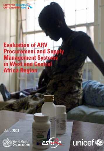 Evaluation of ARV Procurement and Supply Management Systems ...