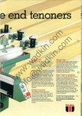 Wadkin Jet tenoner - Page 4
