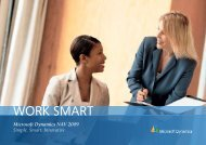 WORK SMART - ProFacto A/S