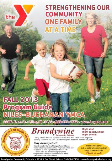 Download our Fall 2013 Program Guide here - Ynearby