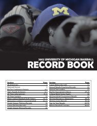 BSB Record Book 2012 - Community