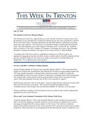 February 25, 2010 - Public Strategies Impact, LLC