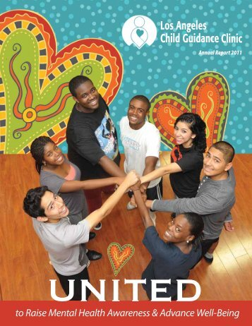2011 Annual Report - Los Angeles Child Guidance Clinic