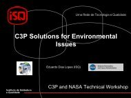 C3P Solutions for Environmental Issues