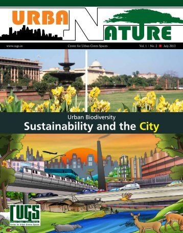 Sustainability and the City - Center for Urban Green Spaces