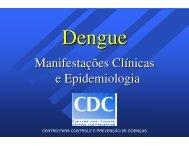 Dengue - Manifestações Clínicas e Epidemiologia