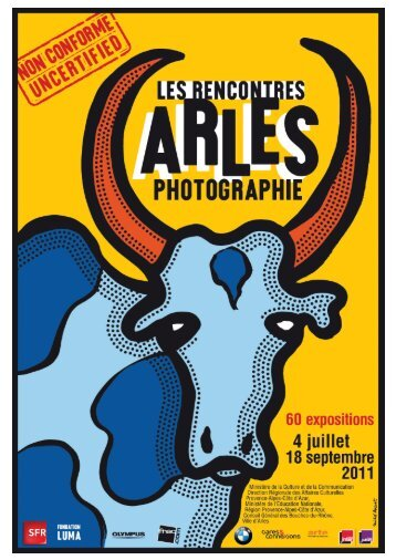 42nd edition - Les Rencontres d'Arles