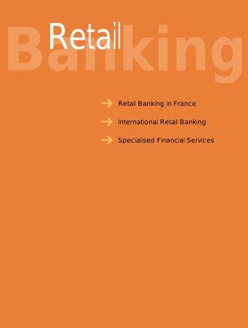 1999-BNP Paribas Annual Report-Retail Banking