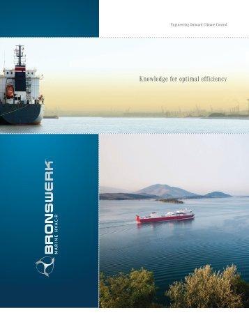 Download Marine HVAC-R brochure - Bronswerk