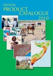 Download Full Catalogue - swalim