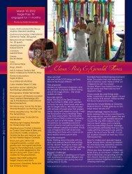 Elena Ruiz & Gerald Flores - The One Bride Guide