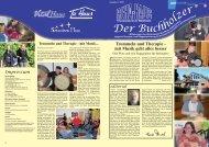 das Schicksal eines Grafen Klangmatratzen - Reha-Haus Buchholz