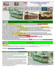 ATSA (Automóbiles y transportes SA) - Empresas Autobuses Líneas