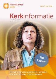 The Passion - Protestantse Kerk in Nederland