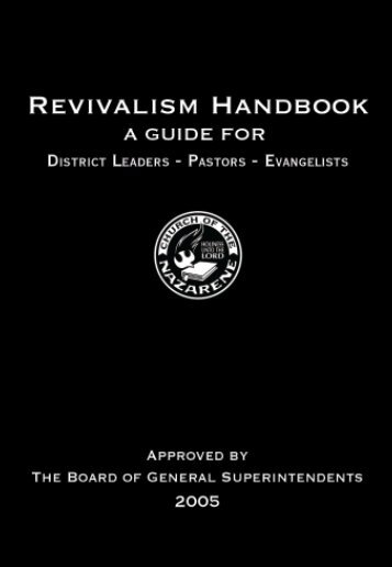 Revivalism Handbook - USA / Canada Region